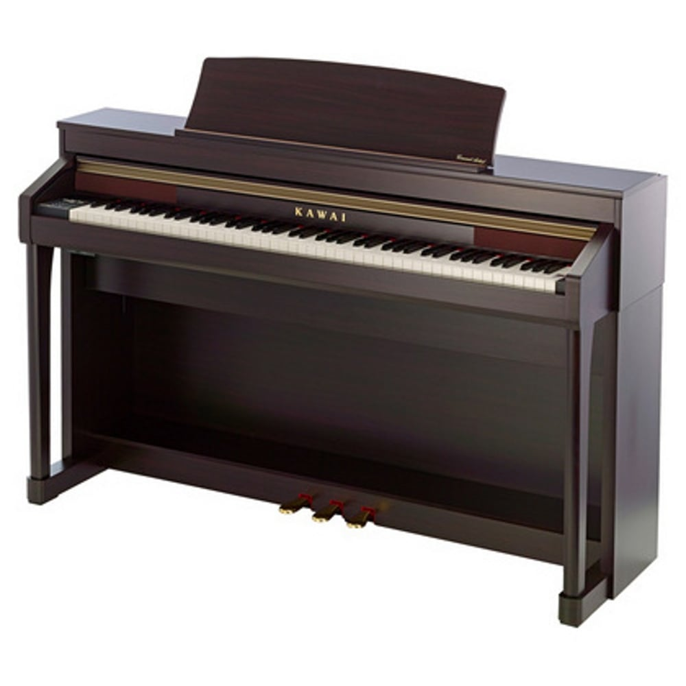 kawai ca67 digital piano rosewood from rimmers music. Black Bedroom Furniture Sets. Home Design Ideas