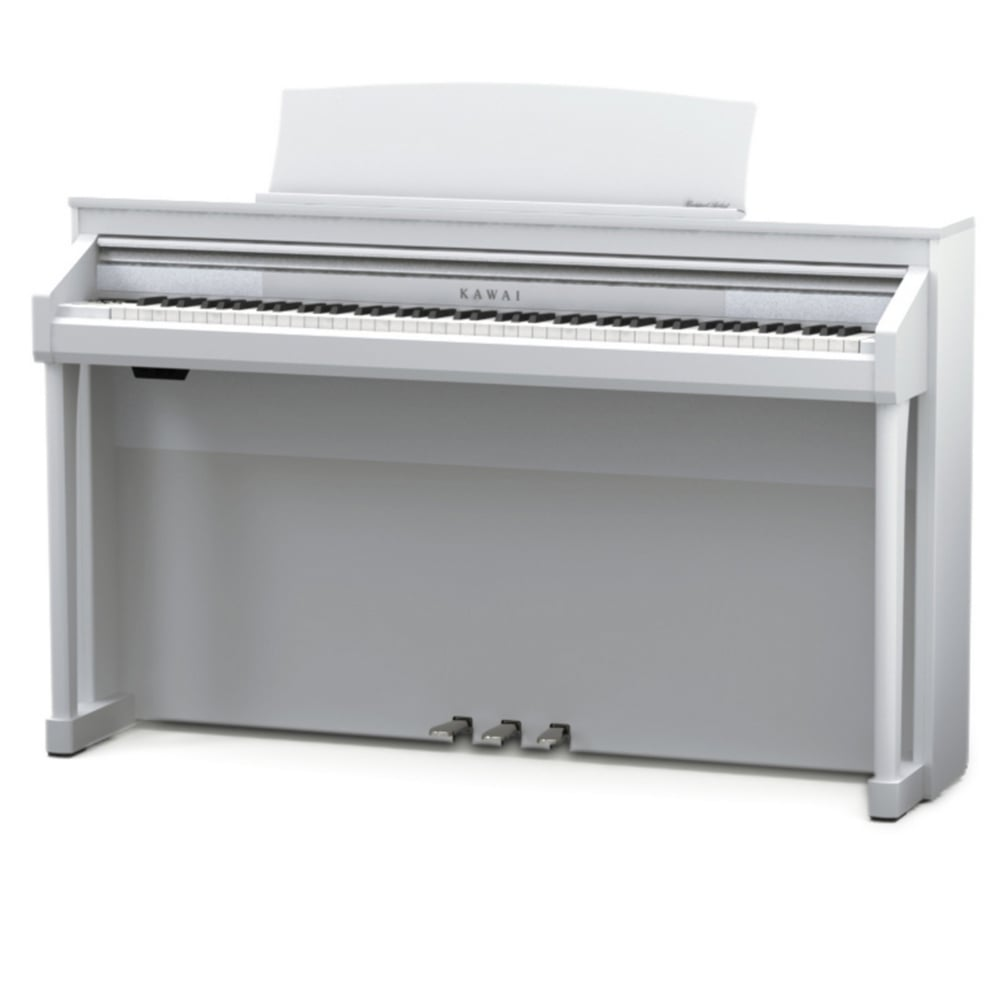kawai ca97 digital piano white from rimmers music. Black Bedroom Furniture Sets. Home Design Ideas