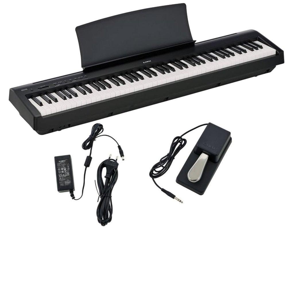 Kawai ES 110 Portable Piano Black