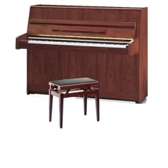 Kawai K-15 E Upright Piano | Walnut