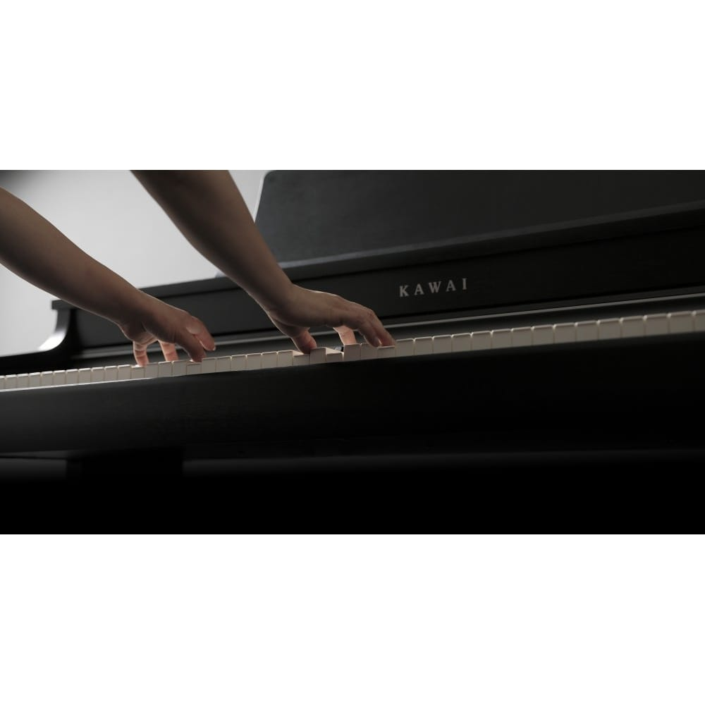 kawai cn25 digital piano black from rocking rooster. Black Bedroom Furniture Sets. Home Design Ideas