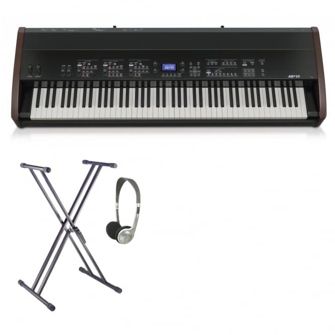 Kawai MP 11 Stage Piano | Bundle | Black
