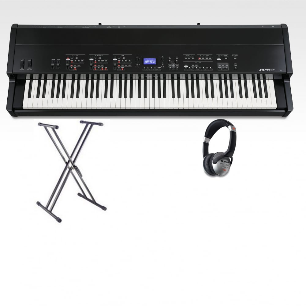 Kawai MP11SE Professional Stage Piano Package