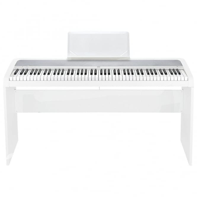 Korg B1 Digital Piano with Stand | White