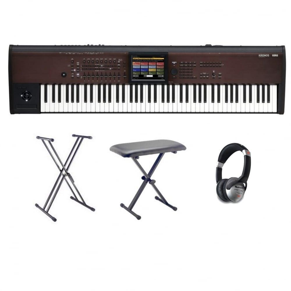 Korg Kronos LS Music Workstation Package