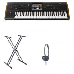 Korg KRONOS2-61 Workstation Synth Bundle