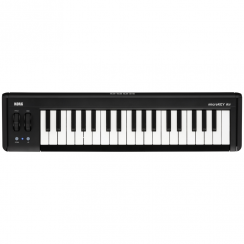 Korg MICROKEY 37AIR 37 Key BLUETOOTH MIDI KEYBOARD