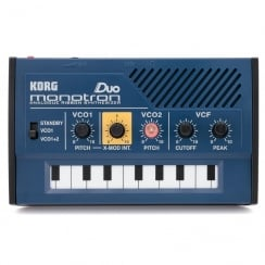 Korg Monotron Duo Analogue Ribbon Synth