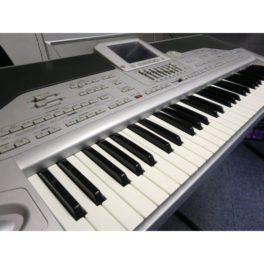 korg pa1x arranger keyboard used. Black Bedroom Furniture Sets. Home Design Ideas