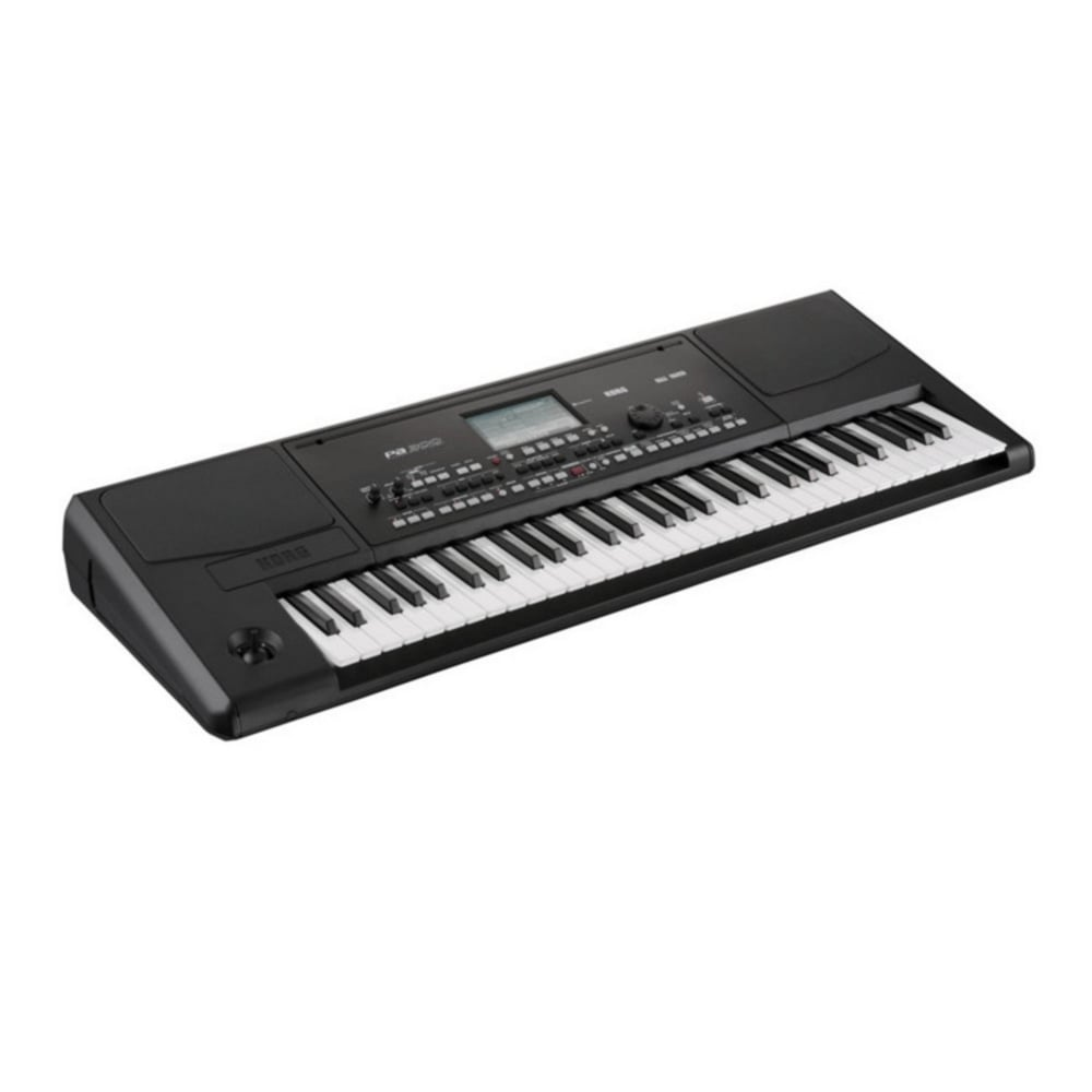 KORG PA300 Professional Arranger Keyboard Big Bundle