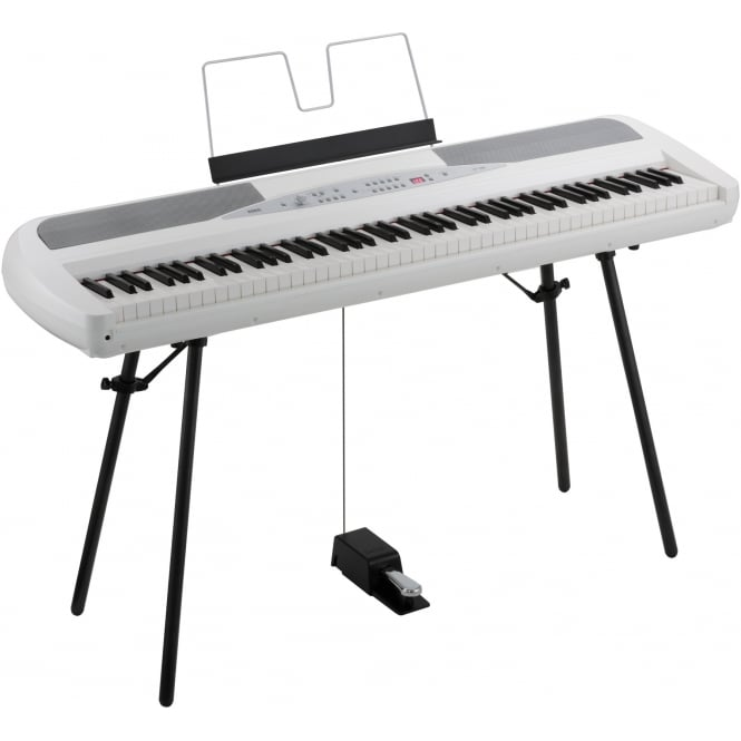 Korg SP280 Digital Piano | White