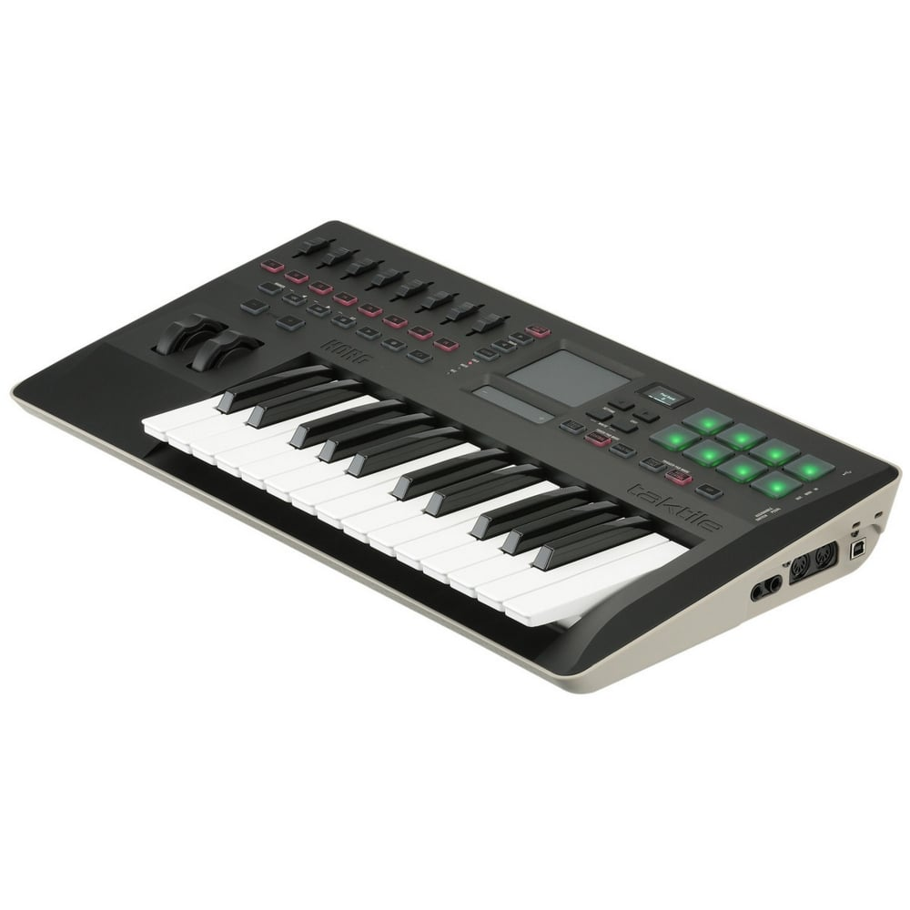 korg taktile 25 usb midi controller synth. Black Bedroom Furniture Sets. Home Design Ideas