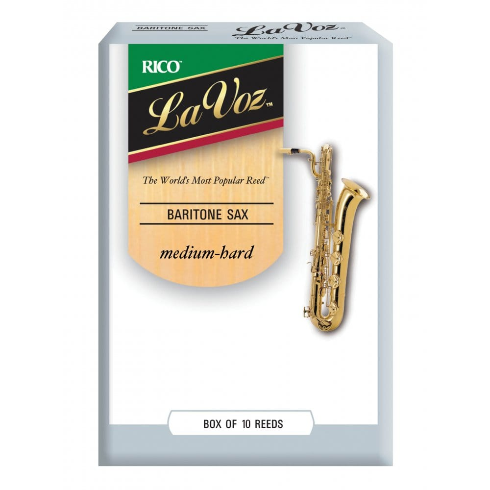 Strength MEDIUM La Voz Bass Clarinet Reeds 10-pack NEW! FREE SHIPPING!!
