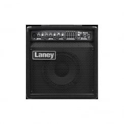 "Laney AH40 AUDIOHUB combo/monitor: 40 watts, 8"" driver, 3 channels+Aux in, 5 band graphic"