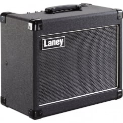 "Laney LG20R LG guitar combo, 20 watts, 8"" driver, 2 Channels, Reverb, Headphone & CD in"