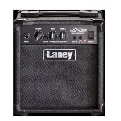 "Laney LX10B LX bass combo: 10 watts, 1x5"" driver, Pre-Shape, Headphone & Aux in"