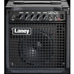 Laney LX12 LX guitar combo, 12 watts, 6.5in driver, Clean & Drive modes, Headphone & CD in