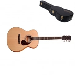 Larrivee OM-03 Orchestra Acoustic Guitar Natural |Includes Case