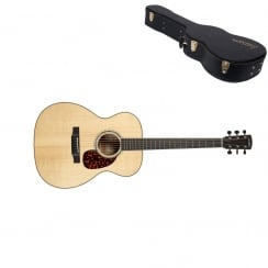 Larrivee OM-05 Orchestra Acoustic Guitar Natural |Includes Case