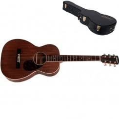 Larrivee P-03WW All American Walnut Acoustic Guitar |Includes Case