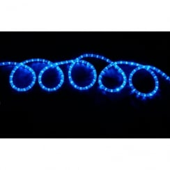 Fluxia LED rope light set 10m - blue