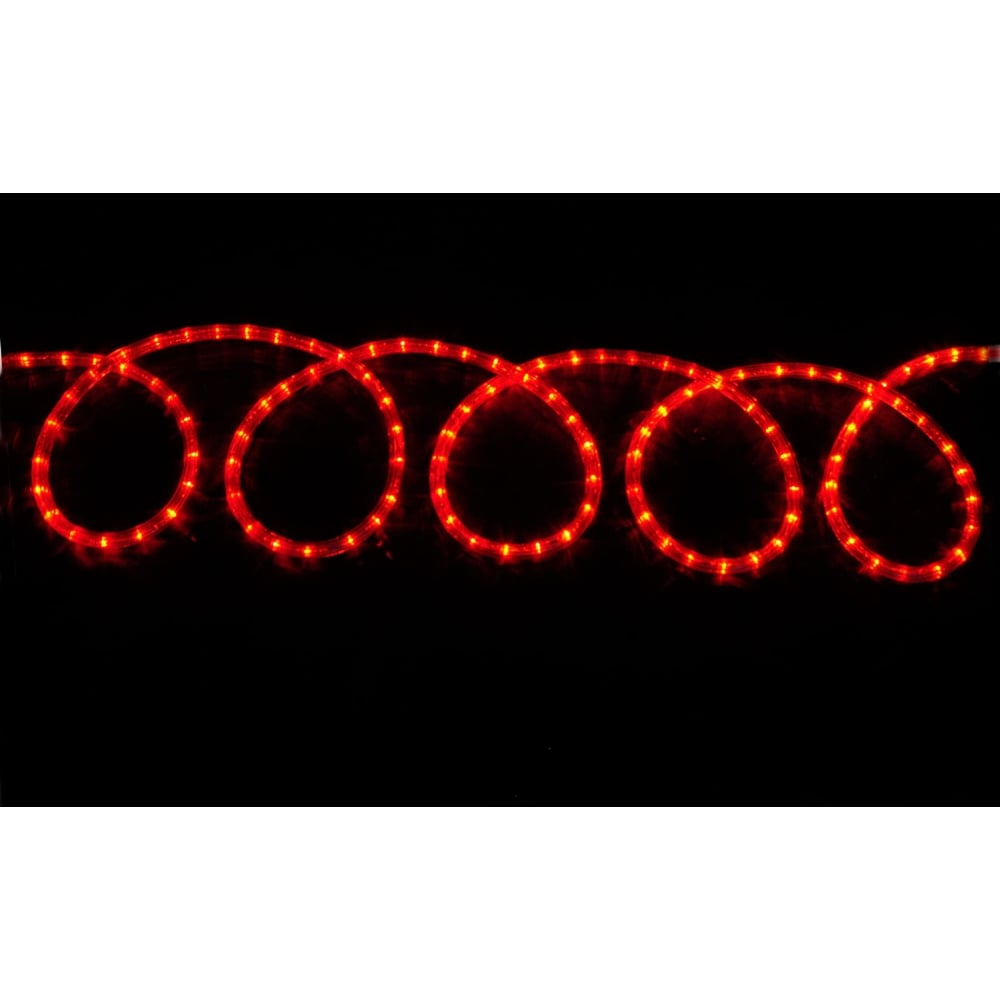 Led rope light set 10m red from rimmers music led rope light set 10m red aloadofball Image collections