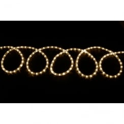 Fluxia LED rope light set 10m - warm white (2800-3300K)