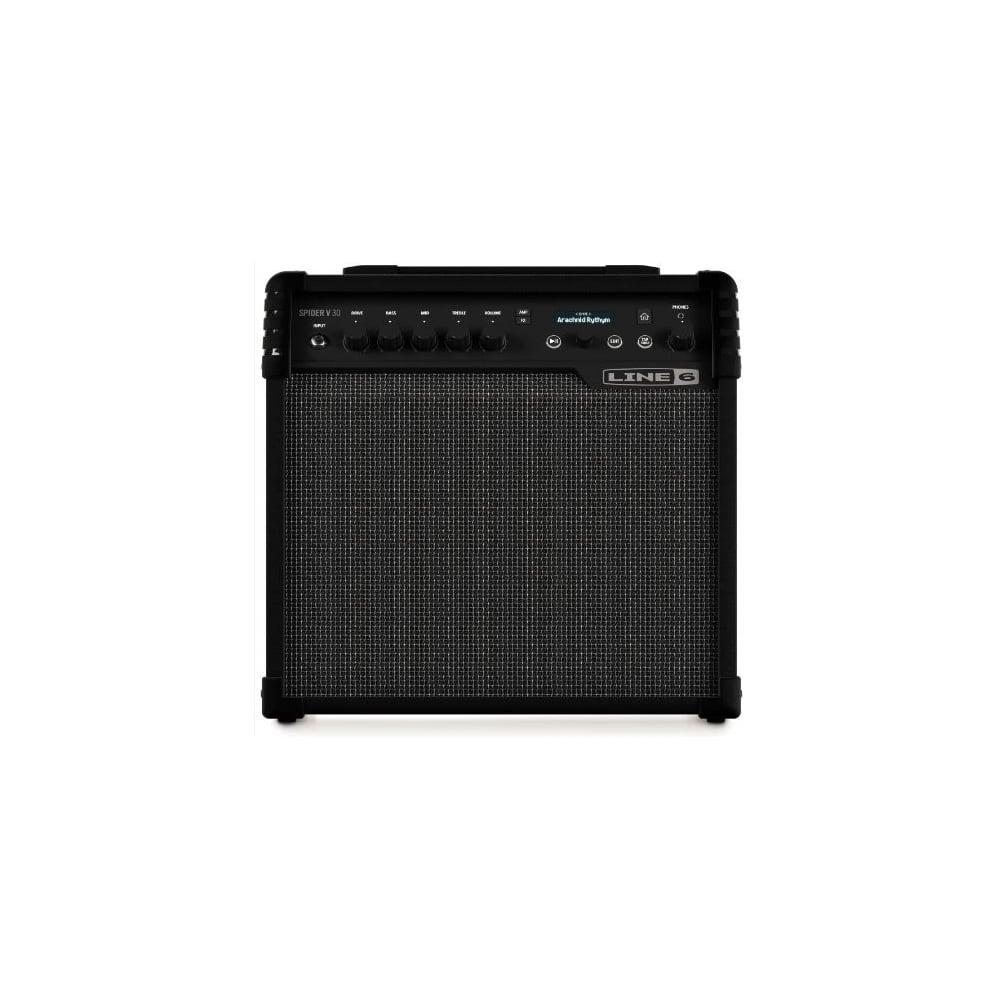 line 6 spider v 30 guitar amp from rimmers music. Black Bedroom Furniture Sets. Home Design Ideas