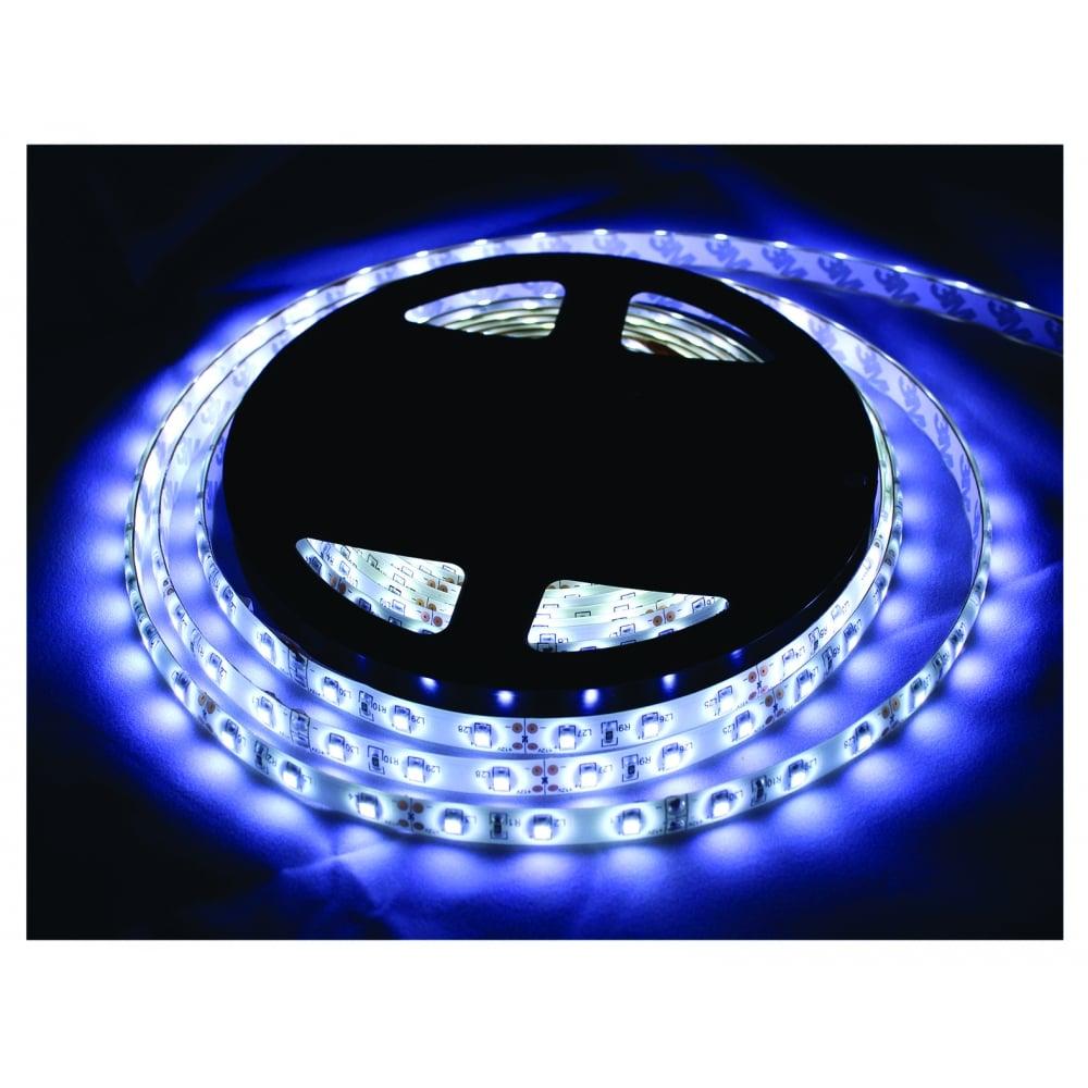 lr technology tape light kit 12v 300 led 5m with in line driver ip65. Black Bedroom Furniture Sets. Home Design Ideas