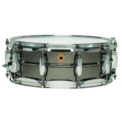 "LUDWIG 14x5"" Black Beauty Snare S-Phonic"