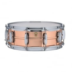 "LUDWIG 14x5"" Smooth Copperphonic"