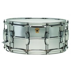 "LUDWIG 14x6.5"" Chrome Snare S-phonic"