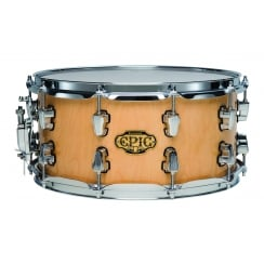 LUDWIG Epic 'The Brick' Snare Natural