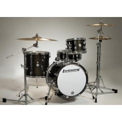 LUDWIG Questlove Breakbeats Kit - Black Gold Sparkle