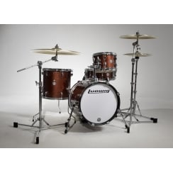 LUDWIG Questlove Breakbeats Kit - Wine Red Sparkle