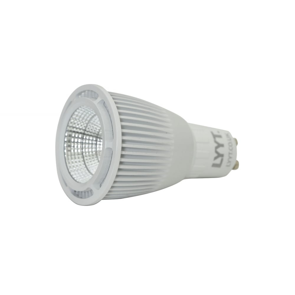 gu10 lamp 7w led dimmable cw from rocking rooster. Black Bedroom Furniture Sets. Home Design Ideas