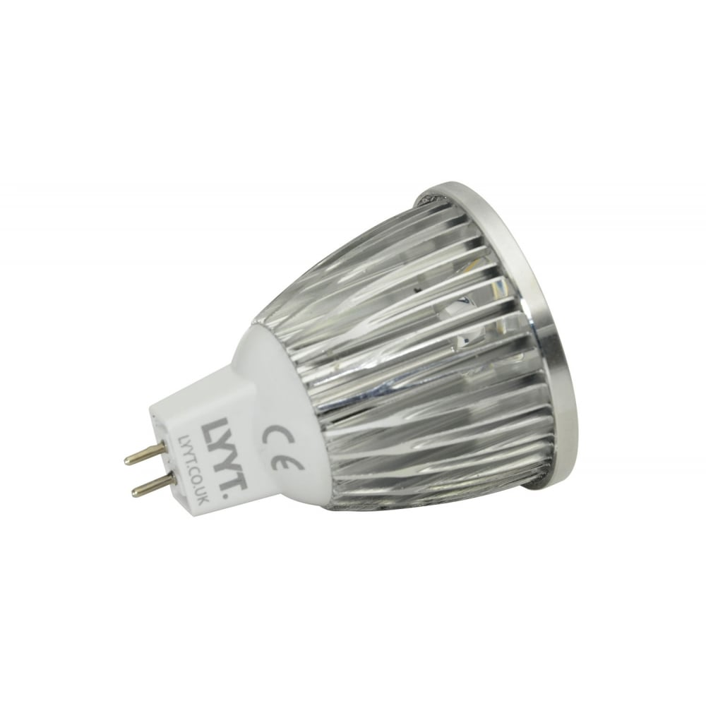 Mr16 lamp 4 x 1w leds nw from rocking rooster Mr16 bulb