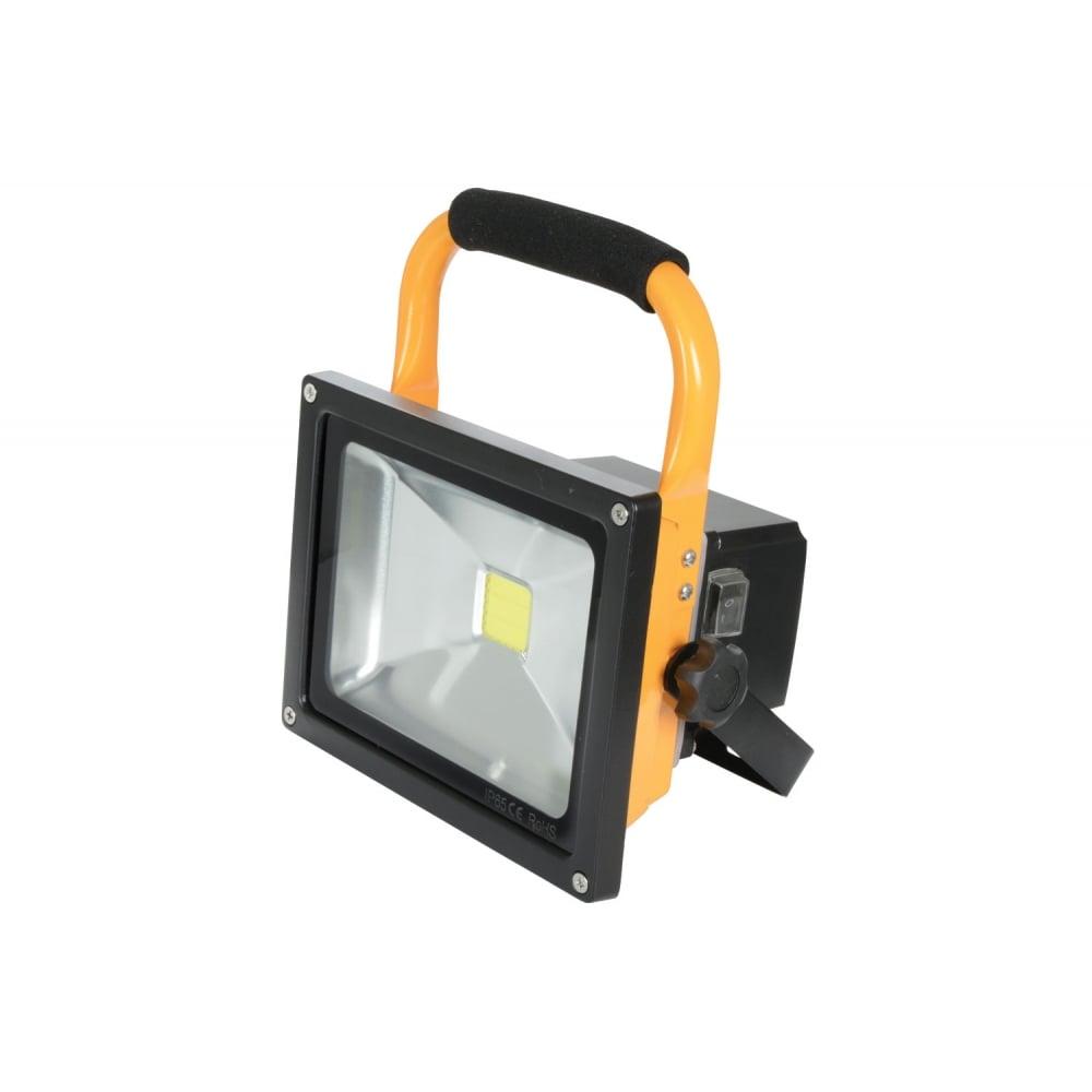 Led Flood Lights Portable : Portable led flood light w from rocking rooster