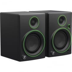 Mackie CR4 Studio Monitors- Pair