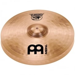 Meinl Classics 14 inch Powerful Hi-Hat Cymbals Pair