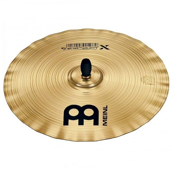 Meinl Generation X 8 inch Drumbal Cymbal