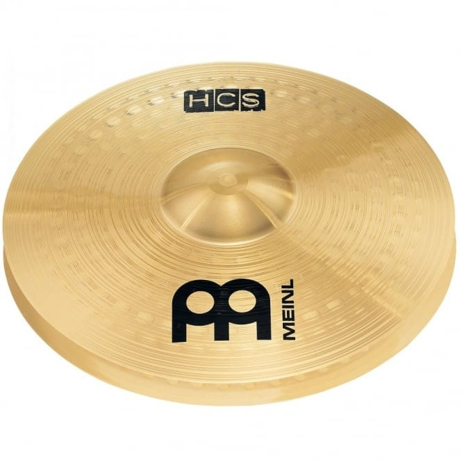 Meinl HCS 14 inch Hi-Hat Cymbals Pair | Clearance