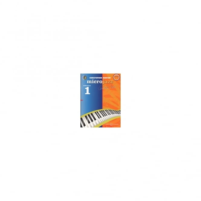 Microjazz Collection 1 Norton Piano Book & CD