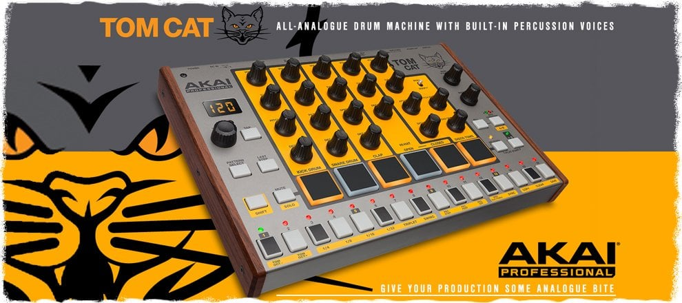 Akai Tom Cat