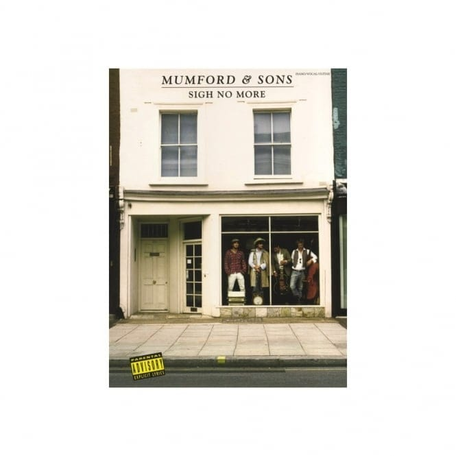 Mumford & Sons Sigh No More pvg
