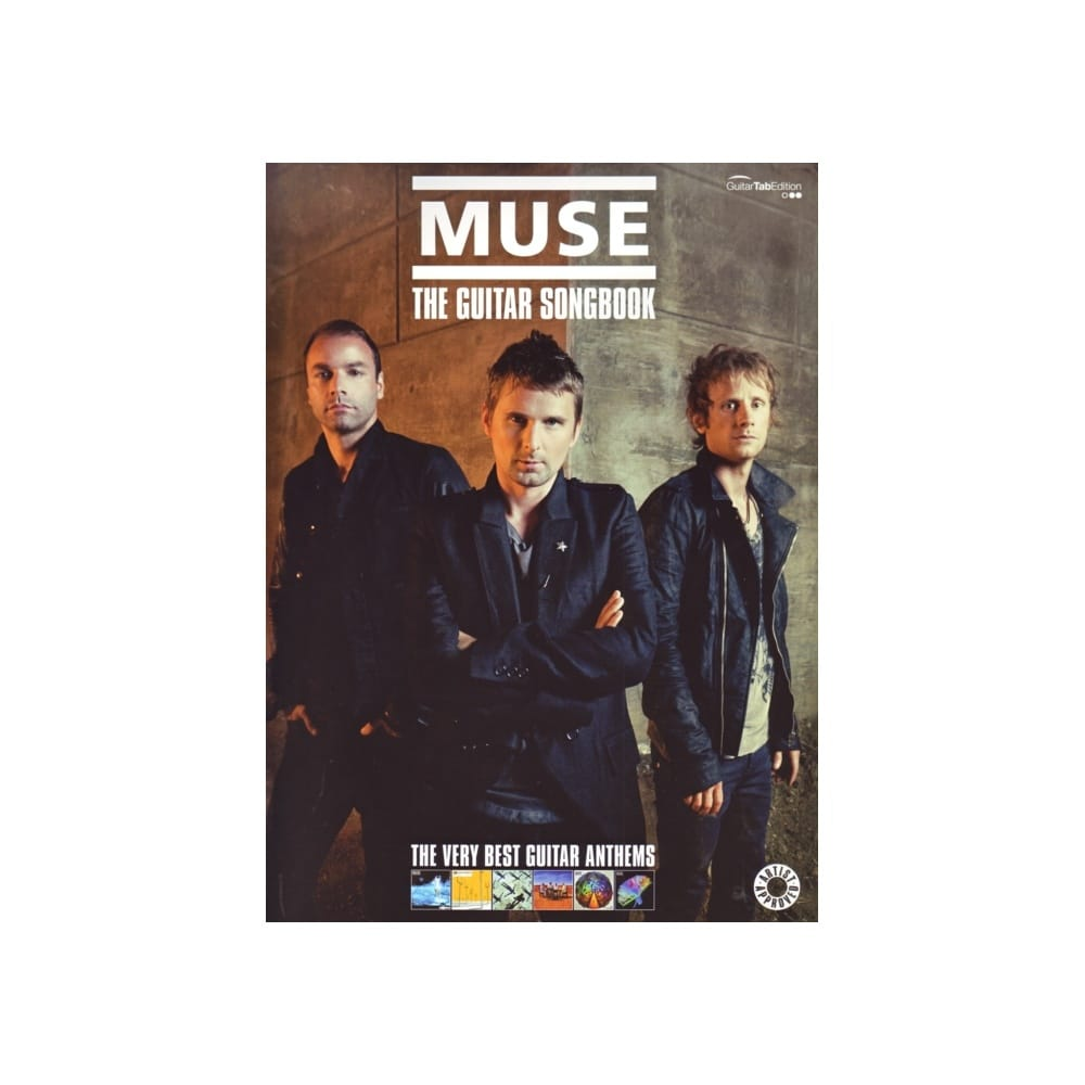 Muse The Guitar Songbook Tab With Uk Mainland Delivery