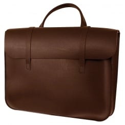 GlenRoyal Leather Music Case Leather - Brown | MC1BR