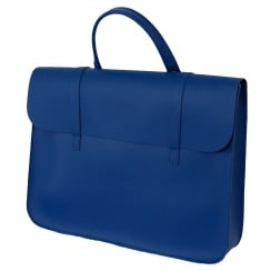 GlenRoyal Leather Music Case Leather - Royal Blue | MC1RB