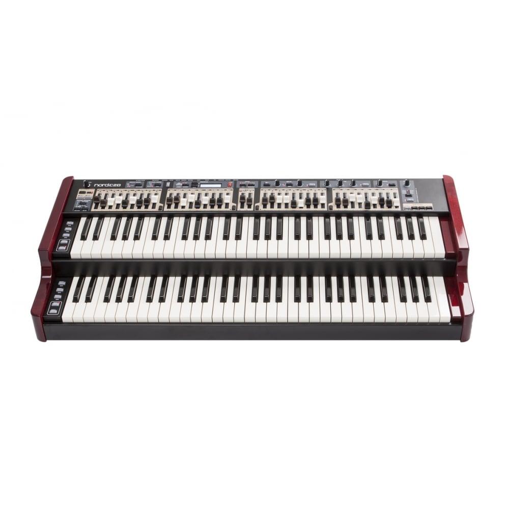 Nord C2D Dual Manual Tone Wheel Organ