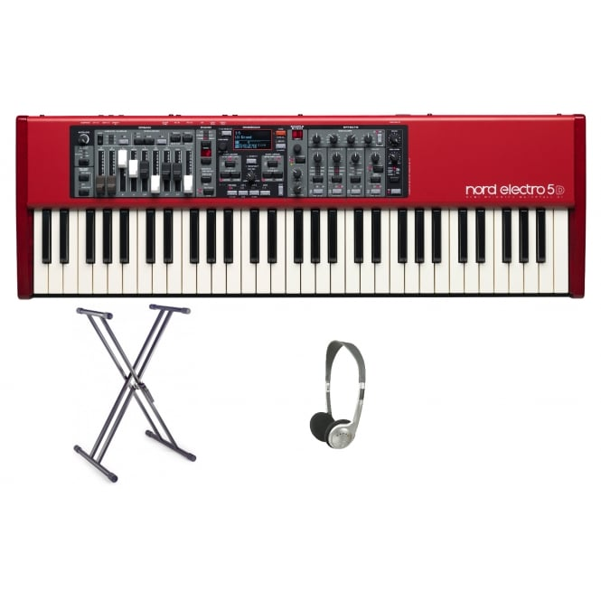 Nord Electro 5D 61 Semi-Weighted Keyboard